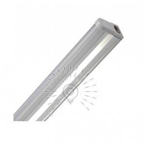 Линейный светильник led LM963-4 4w T5 6500k 290lm  + выключ + 13,5cм сетевой шнур без вилки