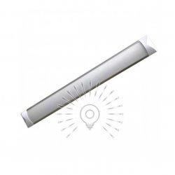 Линейный светильник led LM26-10 10w 6500k 900lm ip20 0.3м алюм.