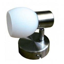 Светильник направленного света ST139-1 одинарный G9 / 40w матовый хром