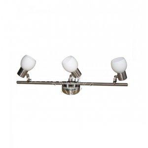Светильник направленного света ST139-3 тройной G9 / 40w матовый хром