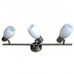 Светильник направленного света ST140-3 тройной E14 / 40w матовый хром