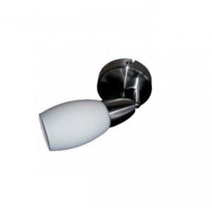Светильник направленного света ST141-1 одинарный E14 / 9w матовый хром