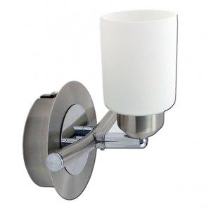 Светильник направленного света ST144-1 одинарный G9 / 40w матовый хром