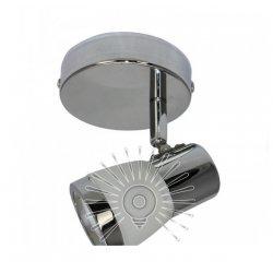 Светильник направленного света ST182-1 одинарный G9 / 40w хром