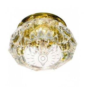 Точечный светильник ST154 желтый G9 35w 230V