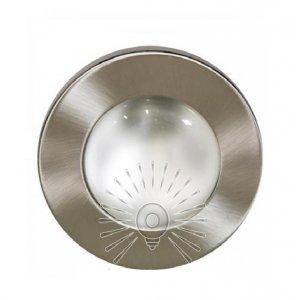Врезной светильник AL8102 титан R-50S