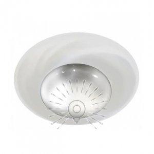 Врезной светильник AL8113 белый R39 сфера
