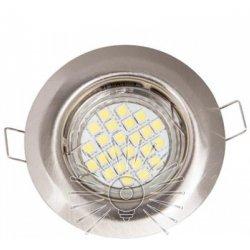 Врезной светильник DL3104 MR11 титан