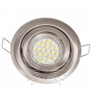 Врезной светильник DL3105 MR11 титан