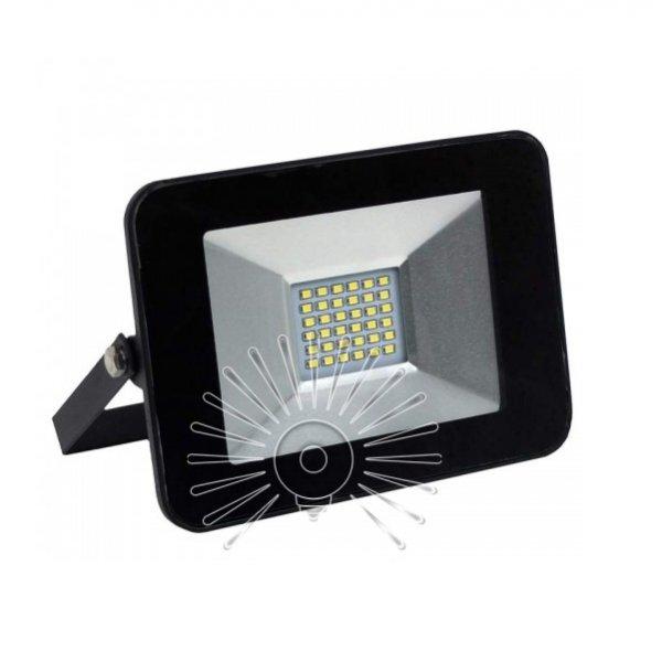 Прожектор светодиодный LMP9-54 50w 6500k ip65 3000lm чёрный