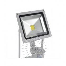 Прожектор led LMPS34 30w 6500k ip65 2100lm 100-265v с датчиком серый