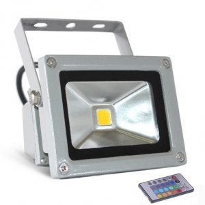 Прожектор led LMP20 20w 6500k ip65 1led серый