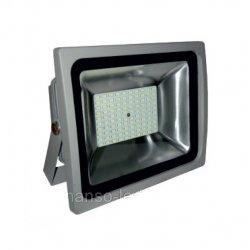 Прожектор led LMP7-50 50w 6500k ip65 100led серый