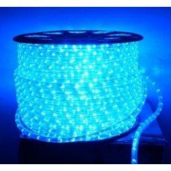 Дюралайт-лента LM586 180led ip68 синяя 2835SMD 230v 15w/м 1080LM