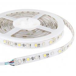 Светодиодная лента LM583 ip20 5m 120SMD 2835 12v белый 10w/м 6LM/led (цена за 1м)