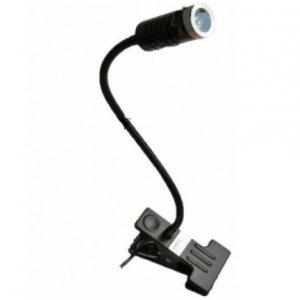 Настольная лампа LMN080 1w 1led 6500k прищепка