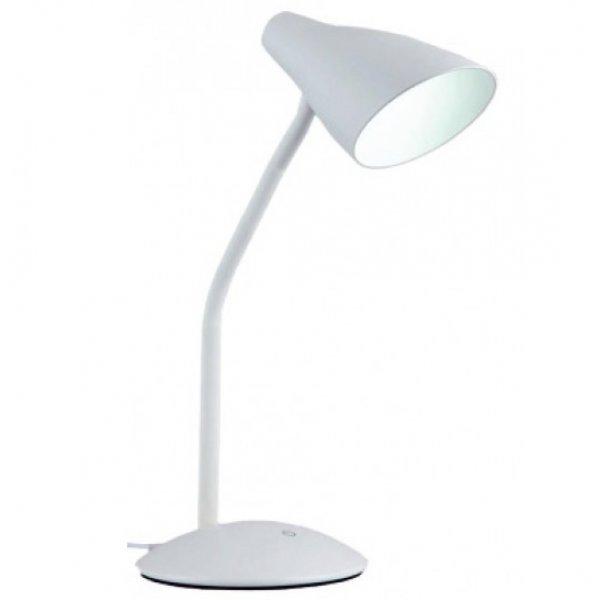Настольная лампа LMN082 5w 250lm 6000k белая