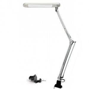 Настольная лампа LMN092 7w 100-240v 6500k белая