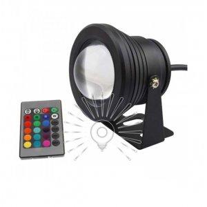 Светильник led LM17 садовый 10w 900lm 85-265v 6500k ip65