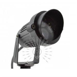 Светильник led LM15 садовый 3led RGB 3w 270lm 85-265v ip65 без пульта