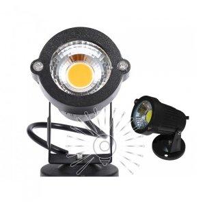 Светильник led LM19 садовый COB 7w 630lm 85-265v 6500k ip65
